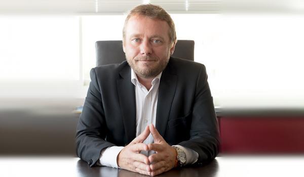 Fréderic Bories Notaire associé depuis 2009