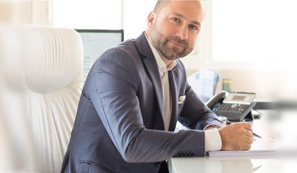 Charles-Henry Gérard Notaire associé depuis 2009
